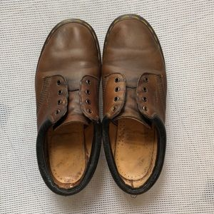 Dr. Martens Brown Shoe